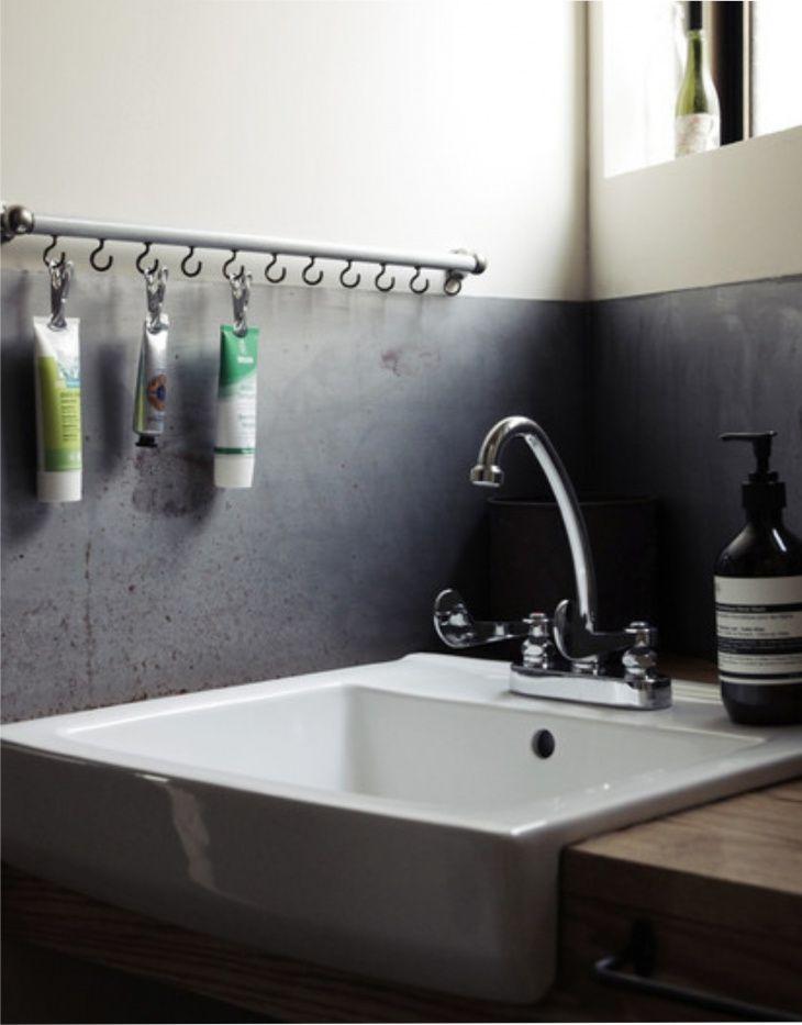 Косметика на крючках / Ванная комната, туалет и зеркала / ВТОРАЯ УЛИЦА