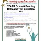 This classroom tested product includes the complete analysis for the STAAR released test selection: How Secret Messages Tipped the Scales. It is re...