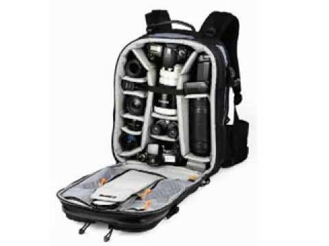 #Lowepro #Vertex200AW #Backpack. A premium backpack for the serious adventure bound photographer or sports photojournalist, the Vertex 200 AW is made for the outdoors. Rugged construction with water resistant zippers and a seam-sealed. http://cameramallplus.com/jmvo