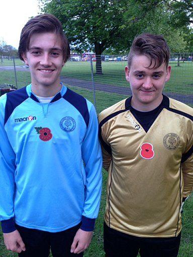Barkingside FC - Proud Poppy Wearers