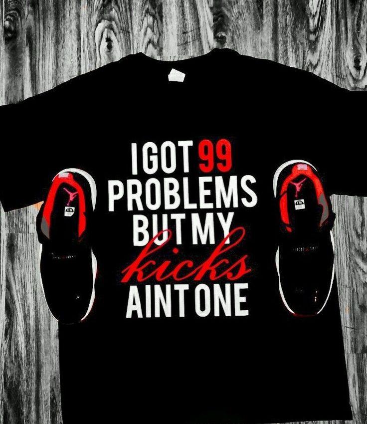 Custom shirt to match Retro Jordan Shoes - Retro 11, Retro Low, Retro 12 #ProClub #PersonalizedTee