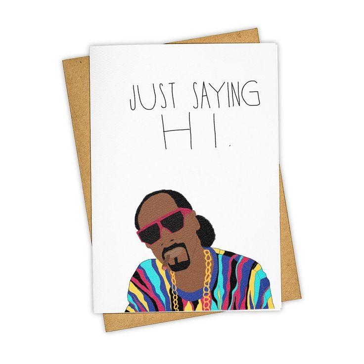 Just Saying HI