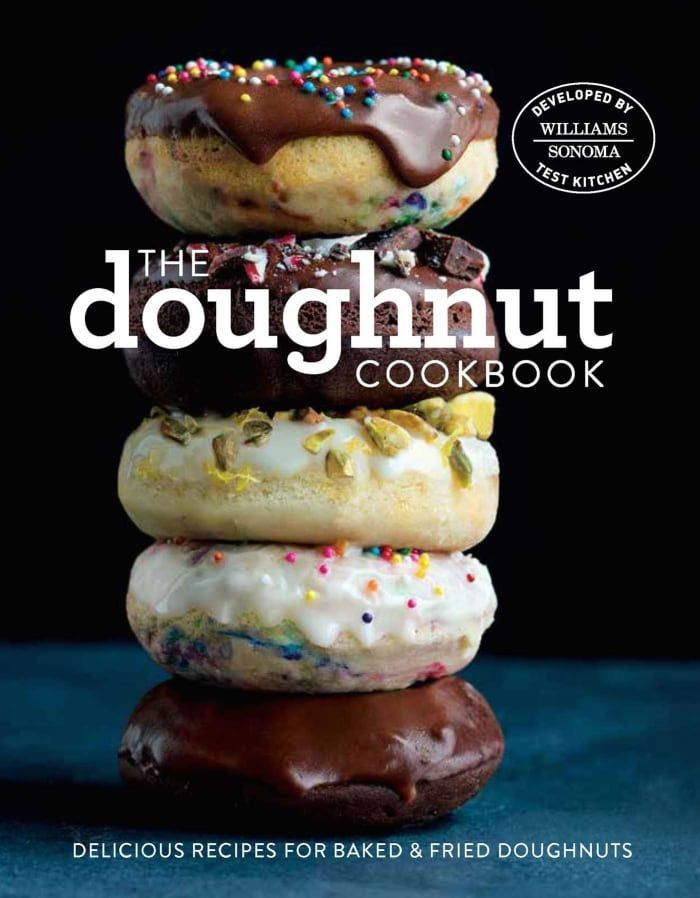 "Promising review: ""I recently purchased two nonstick doughnut pans, and needed recipes to make baked doughnuts. This is an appetizing cookbook, and I look forward to trying out both baked and fried doughnuts. Tucson is not an area with a plethora of doughnut shops, so I want to be able to make my own when the urge hits. I usually prefer mixing my own products over mixes, and this also allows me to adjust quantity and flavor as desired."" –FoofurGet it from Amazon for $11.84."