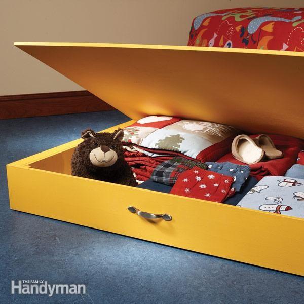 under bed storage box. Black Bedroom Furniture Sets. Home Design Ideas