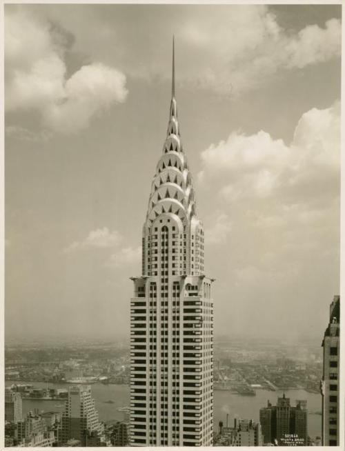 Chrysler Building Circa 1930 NYC Architecture Pinterest Chrysler Buildi