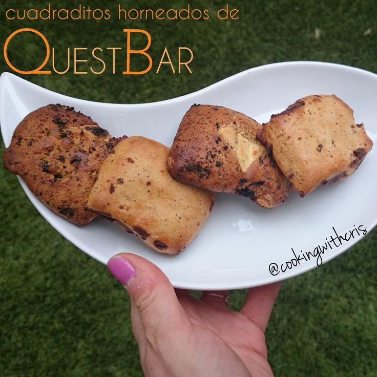 Quest Bar bites