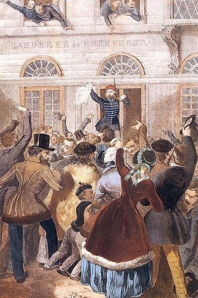 Az 1848–49-es szabadságharc legfontosabb helyszínei közül rengeteg nincs már meg, de azok, amelyek még megvannak, általában közel sem mutatják azt a pompát és fontosságot, amit kellene nekik. A Pilvax kávéháznak csak a másolata áll nem messze a régi helyszíntől, Landerer...