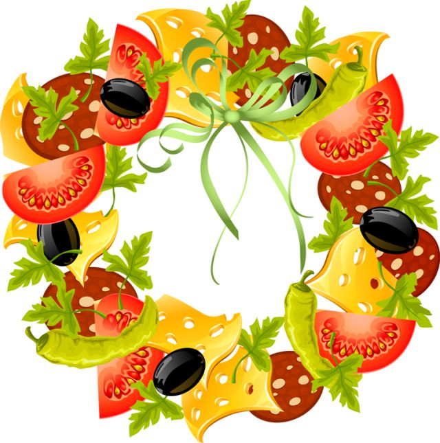 Great Clip Art of Vegetables