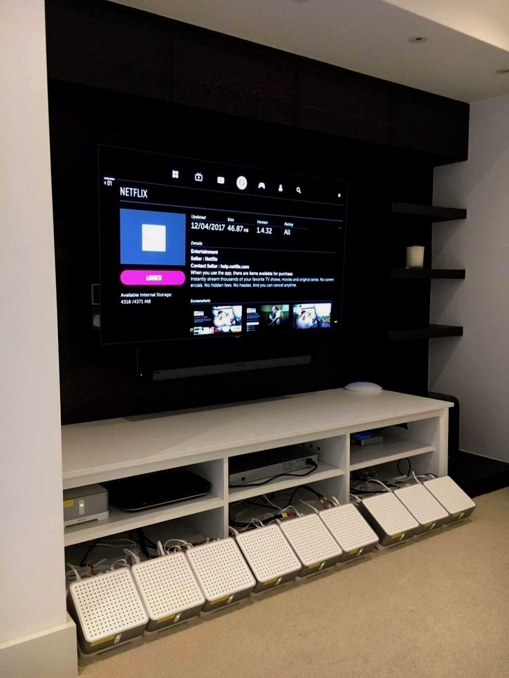One of our simpler jobs –Multi-Room Audio Installation Sonos