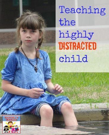 Tips on teaching distractible kids
