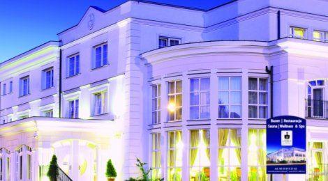 Hotel Lubicz Wellness & SPA in Ustka