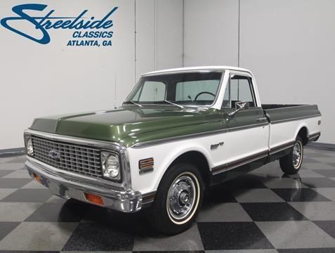1972 Chevrolet C/K 10 Series for sale in Lithia Springs, GA