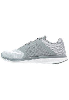 FS LITE RUN 3 - Scarpe da corsa leggere - wolf grey/white/cool grey