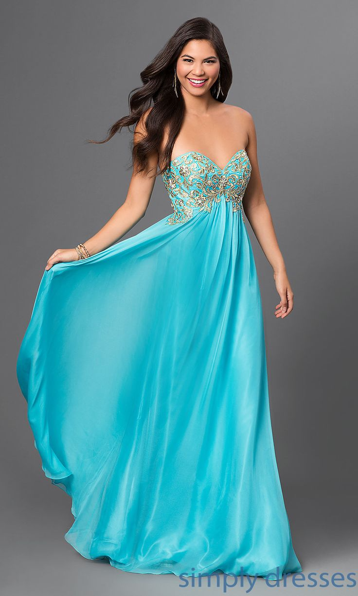 54 best Prom images on Pinterest | Prom dresses, Evening gowns and ...
