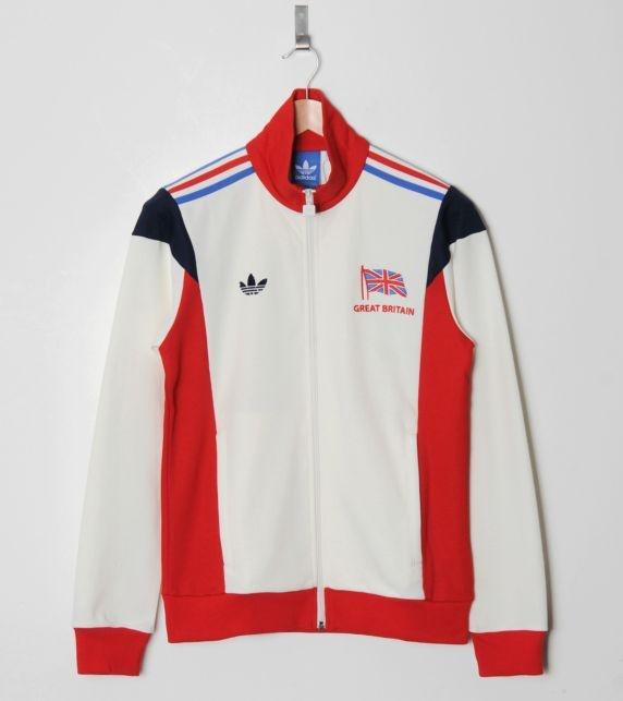 Adidas Originals Team GB Olympic Track Top