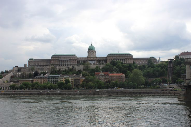Pest by the Danube