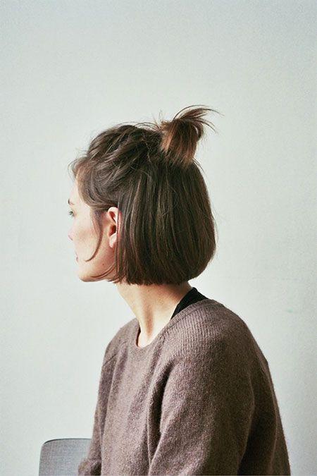 20 einfache kurze Haarschnitte
