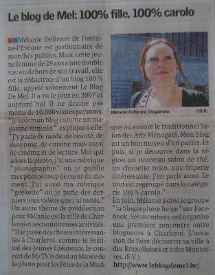 17/11/2010 - La Nouvelle Gazette