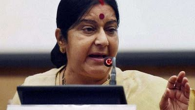 External Affairs Minister Sushma Swaraj today asked the Indian Embassy in Kenya to send the details about reports of an Indian boy being ...