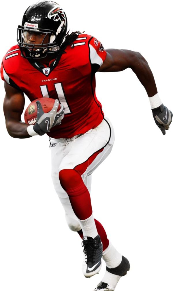 Julio Jones Atlanta Falcons Players American Football American Football Players