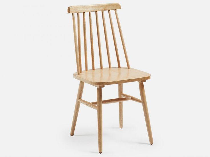 Krzesło Kristie drewniane — Krzesła LaForma — sfmeble.pl