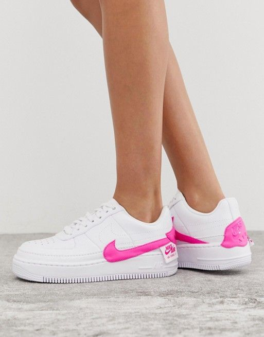 nike air force 1 jester pink
