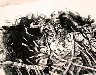 """Check out new work on my @Behance portfolio: """"Anubis"""" http://be.net/gallery/61437331/Anubis"""