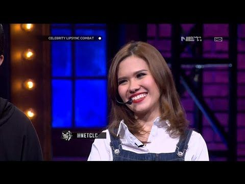 Michelle Joan and Vebby Palwinta on Celebrity Lipsync Combat - 24 Juli 2015 - YouTube