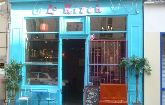 Le kitch, Paris