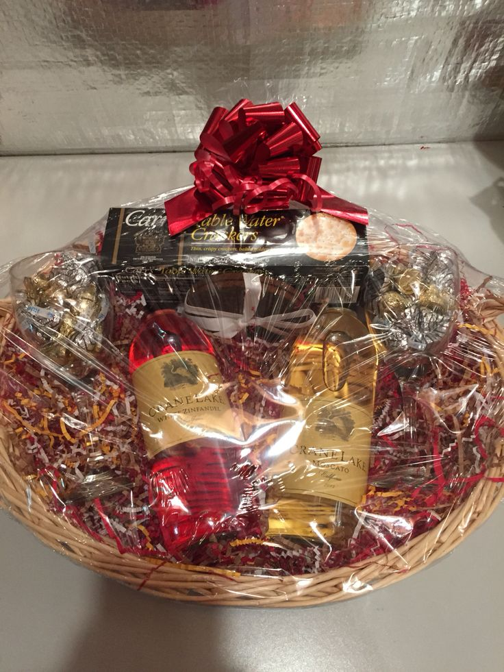 90 best custom creation gift baskets images on pinterest gift newlywed basket sciox Choice Image
