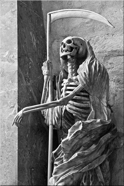 Grim reaper by Patrick Berden, via Flickr