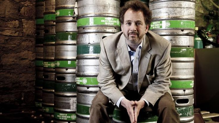 Schlafly brewery co-founder and CEO Dan Kopman at the Schlafly Tap Room. Enlarge. Schlafly brewery ...