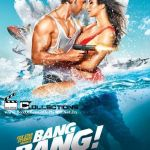 First look poster of the most awaited movie of this year Bang Bang is out today. This exclusive poster featuring Hrithik Roshan and Katrina Kaif together posing in a water of sea. This movie is being directed by Sidharth Anand and has witnessed Hrithik &...