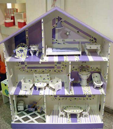 planos de casas de muecas