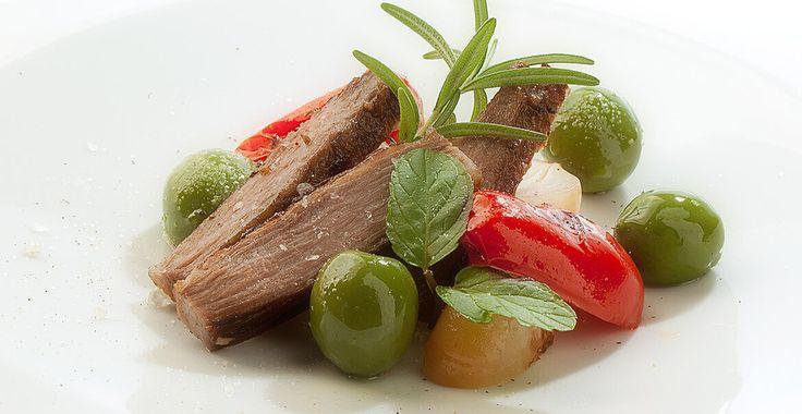 Ricetta Lombo di maiale con Olive Castelvetrano - Ricette con le Olive