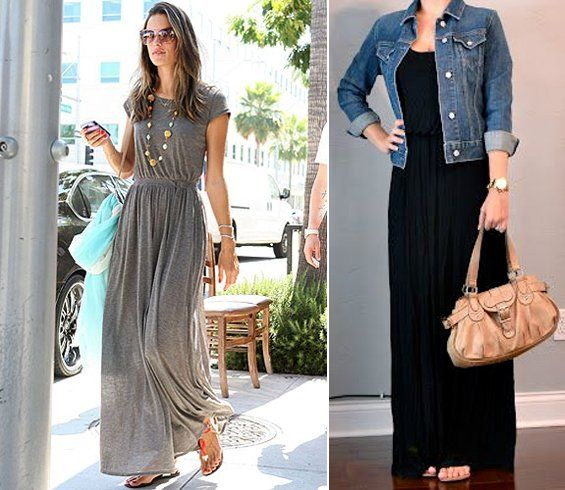 Looking for a comfortable stylish maxi to dress up or down, petite