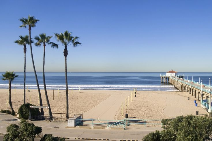 Manhattan Beach - Manhattan Beach - Best California Beach Nominee: 2015 10Best Readers' Choice Travel Awards