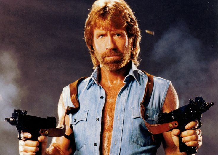How Badass Are You - From 1 To Chuck Norris?