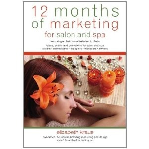 12 Months of Marketing for Salon and Spa: Ideas, Events and Promotions for Salon and Spa (Paperback) http://www.amazon.com/dp/1451515952/?tag=wwwmoynulinfo-20 1451515952