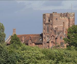 Photo of Exterior (Brick-built Tudor house with gardens and parkland)