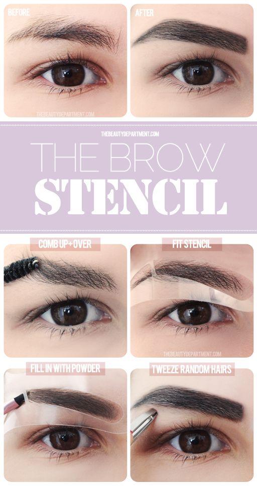 eye brow tip tip beauty eyebrow makeup