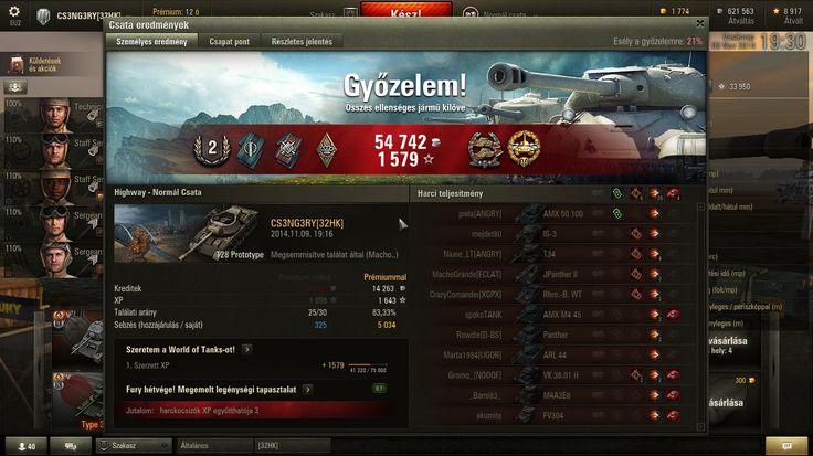 5034 damage with T28 prot