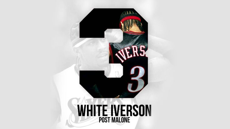 Post Malone - White Iverson G this was my song right before graduation. I came back to it because I heard it at my family barbecue and it blew up! Good.