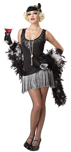"""For an up-coming """"roaring 20s"""" themed party!"""