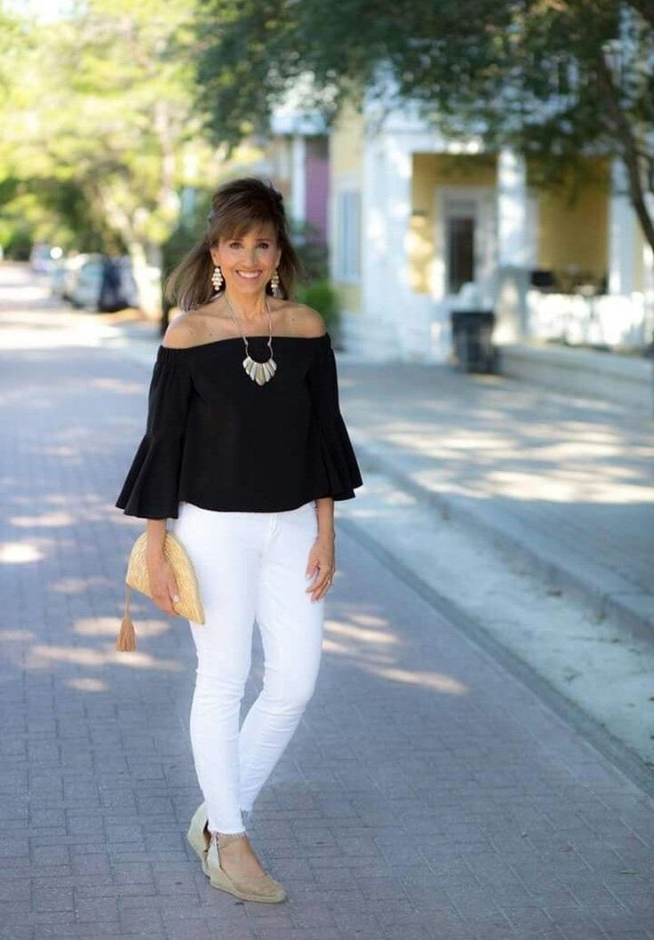 42 Amazing Looks For Over 40 Women Inspiration