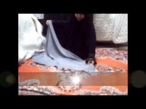 ▶ tutorial tudung labuh-muslimah - YouTube