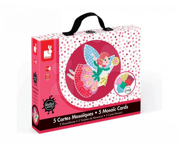 Hľadáte pre svoje dieťa kreatívnu a kvalitnú hračku? Trblietavé omaľovánky Moje kamarátky víly francúzskej značky Janod sú úžasná hračka pre všetky kreatívne deti.