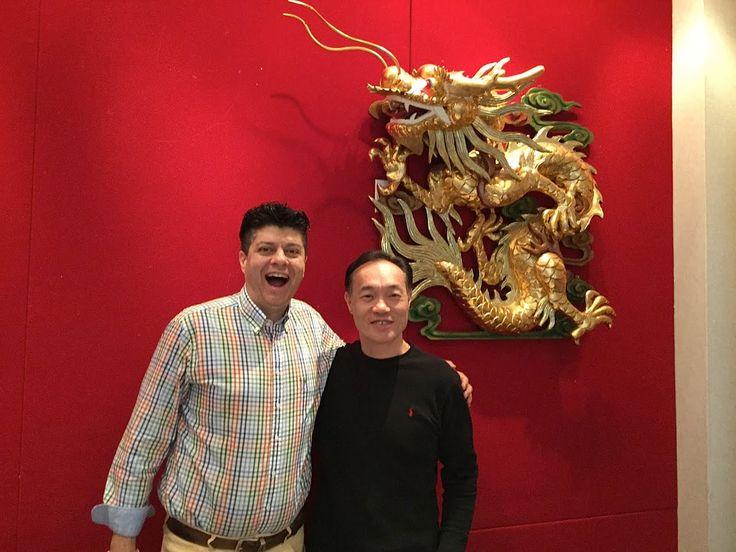 Majkl jde do Dim Sum restaurace a ochutnává speciality z Kuang-Tung prov...