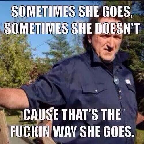 Ray, trailer park boys, way she goes