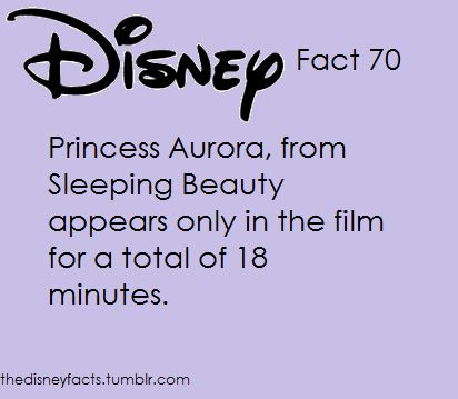 Disney  Whaaat? No way. Gonna watch the movie and time it now.. That is just weird, now I wanna know how much time the other ones are in there....